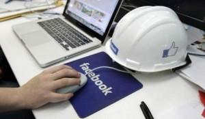 redes sociales en horas de trabajo