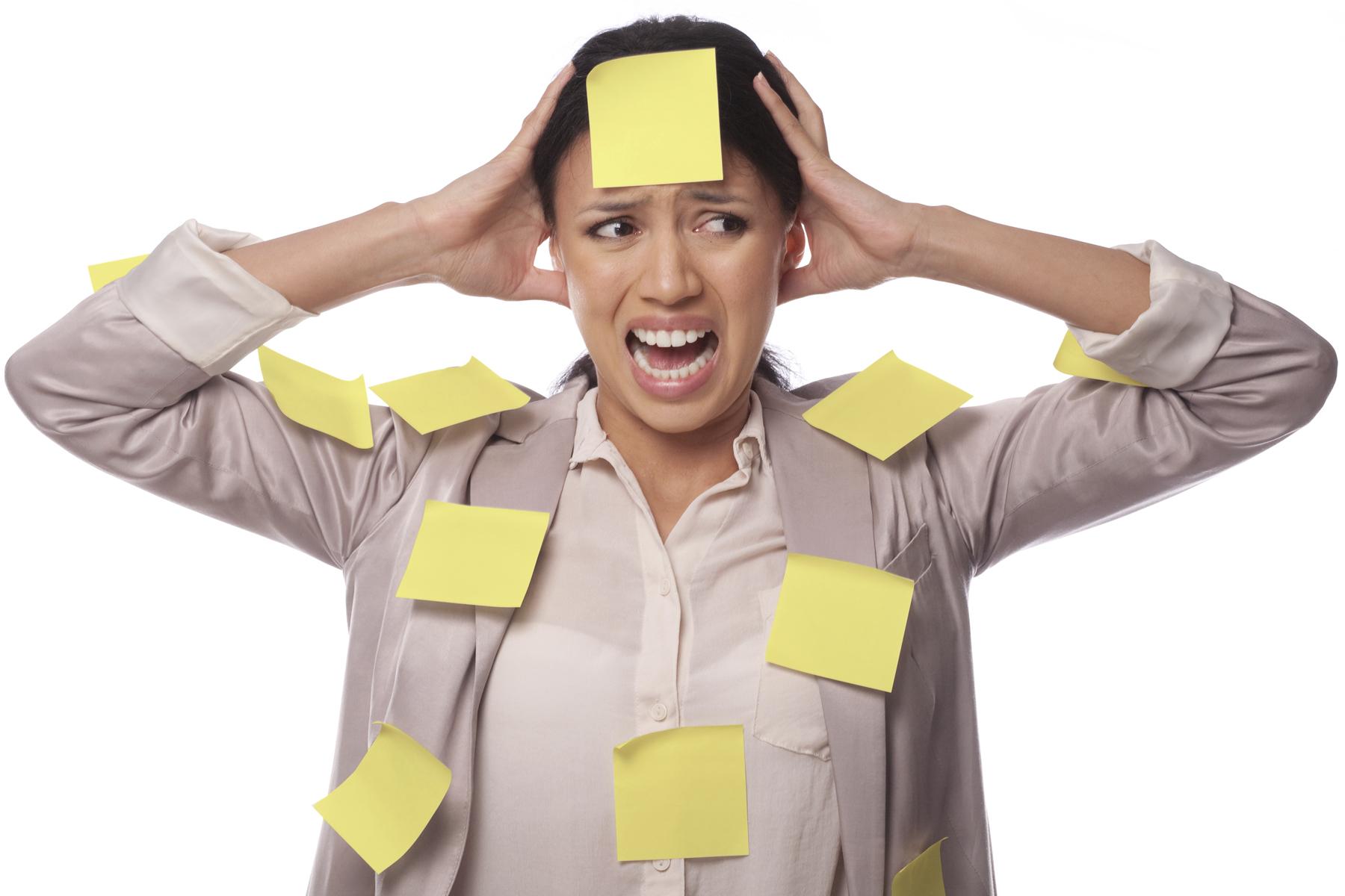 Aprende a controlar el estrés. (Imagen de: http://revista.sansanos.cl)