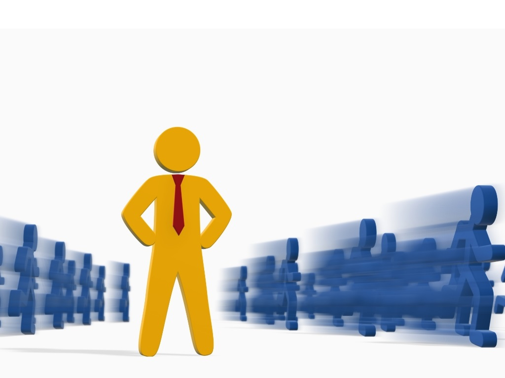 Diferénciate del resto, mantente disciplinado. (Imagen: http://s01.s3c.es)
