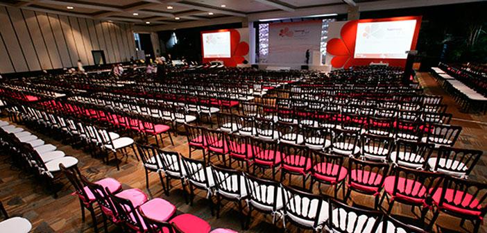 Mejora la imagen corporativa de tu empresa durante un evento