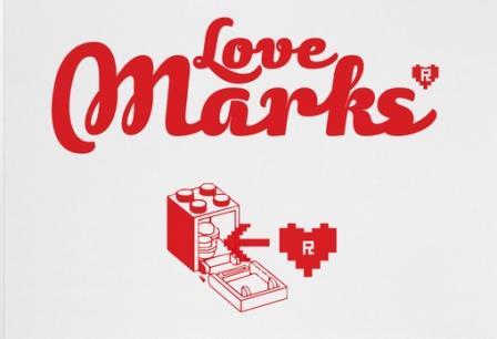 Love Mark en la publicidad