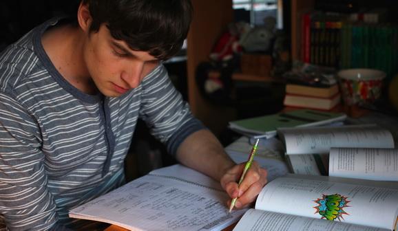 empieza tu día de estudio