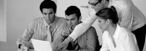 La formación In-Company ha avanzado los últimos 5 años, siendo más comunes para empresas actuales. (Imagen tomada de: http://www.sagardoy.com)