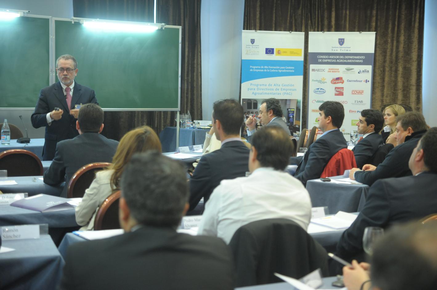 El método del caso es usado mundialmente por todo tipo de universidad. (Imagen: http://www.santelmo.org)