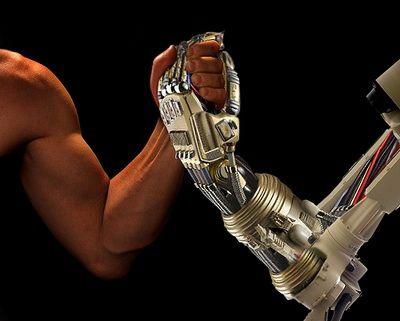 El hombre, la máquina y las nuevas tecnologías